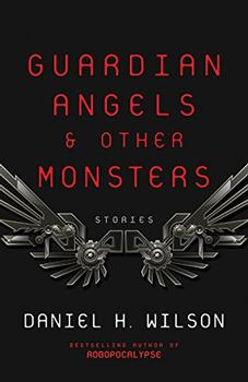Guardian Angels and Other Monsters jacket