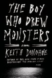 The Boy Who Drew Monsters jacket