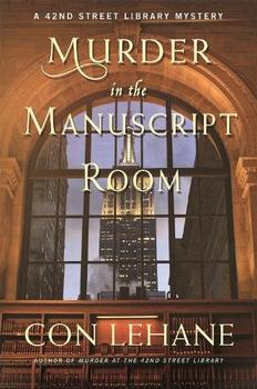 Murder in the Manuscript Room jacket