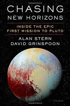 Chasing New Horizons by Alan Stern