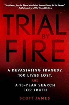 Book Jacket: Trial by Fire