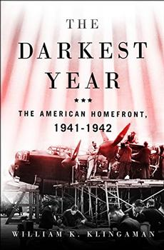 The Darkest Year by William K. Klingaman