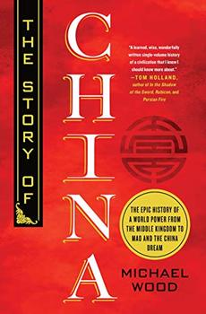 The Story of China book jacket