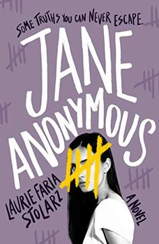 Book Jacket: Jane Anonymous