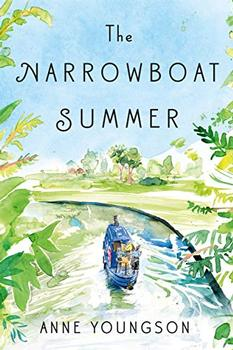 The Narrowboat Summer by Anne Youngson