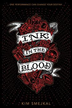 Book Jacket: Ink in the Blood