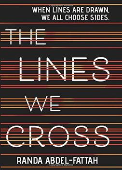 The Lines We Cross jacket