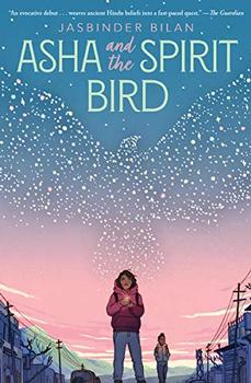 Book Jacket: Asha and the Spirit Bird