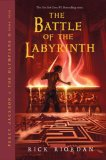 The Battle of the Labyrinth jacket