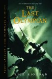 The Last Olympian (Percy Jackson & the Olympians, Book 5) jacket