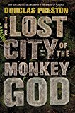 The Lost City of the Monkey God jacket
