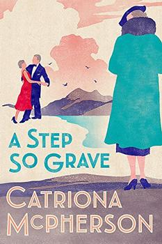 A Step So Grave by Catriona McPherson