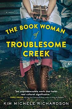 Book Jacket: The Book Woman of Troublesome Creek