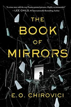 Book Jacket: The Book of Mirrors