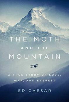 The Moth and the Mountain book jacket