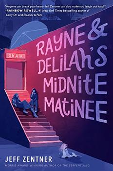 Book Jacket: Rayne & Delilah's Midnite Matinee