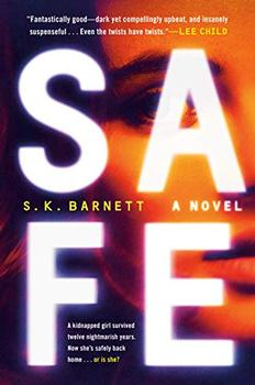 Book Jacket: Safe