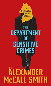 The Department of Sensitive Crimes jacket