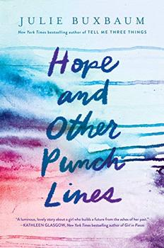 Book Jacket: Hope and Other Punchlines