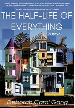 Book Jacket: The Half-Life of Everything