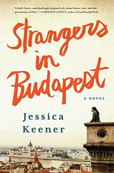 Book Jacket: Strangers in Budapest