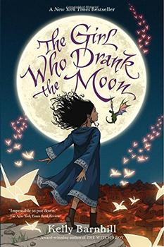 The Girl Who Drank the Moon jacket