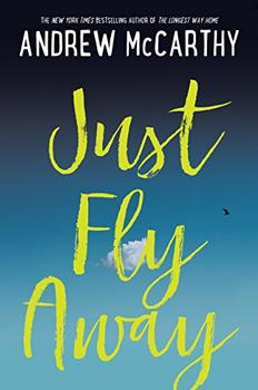 Book Jacket: Just Fly Away