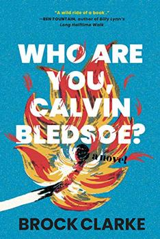 Who Are You, Calvin Bledsoe? jacket