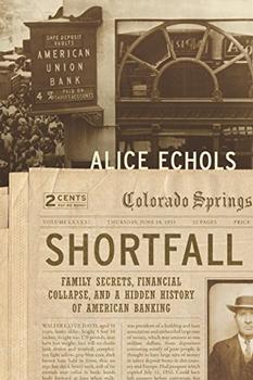 Shortfall by Alice Echols
