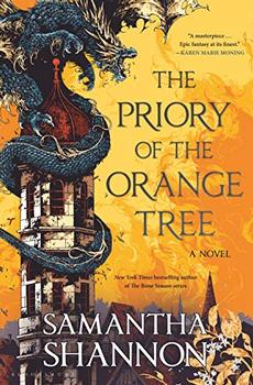The Priory of the Orange Tree jacket