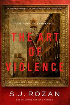 The Art of Violence book jacket