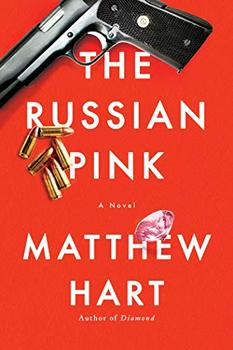 The Russian Pink book jacket