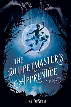 The Puppetmaster's Apprentice book jacket