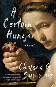 Book Jacket: A Certain Hunger