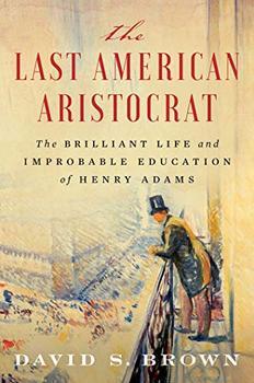 The Last American Aristocrat book jacket
