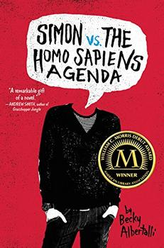 Simon vs. the Homo Sapiens Agenda jacket