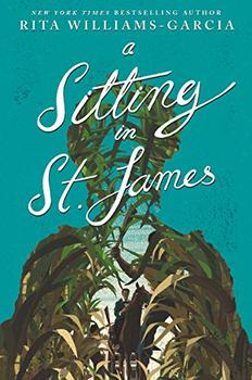 Book Jacket: A Sitting in St. James