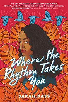Book Jacket: Where the Rhythm Takes You