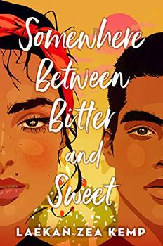 Book Jacket: Somewhere Between Bitter and Sweet
