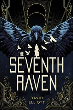 Book Jacket: The Seventh Raven