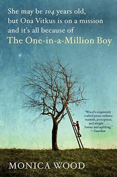 Book Jacket: The One-in-a-Million Boy