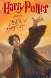 Harry Potter and the Deathly Hallows jacket
