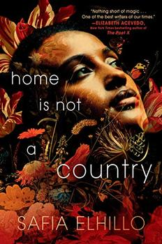 Book Jacket: Home Is Not a Country
