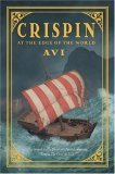 Crispin: At The Edge of the World jacket