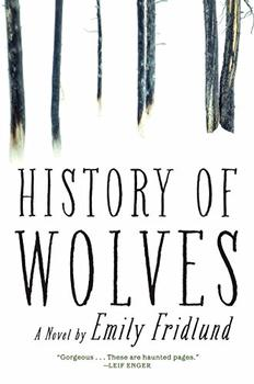 Book Jacket: History of Wolves