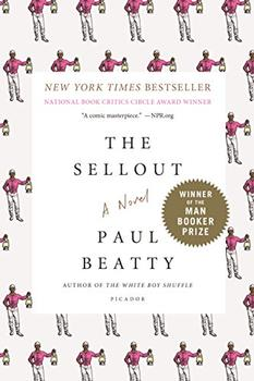 Book Jacket: The Sellout