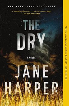 Book Jacket: The Dry