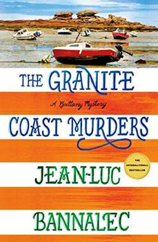 The Granite Coast Murders by Jean-Luc Bannalec