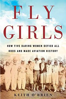 Book Jacket: Fly Girls