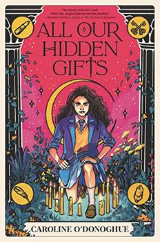 Book Jacket: All Our Hidden Gifts